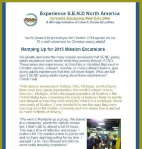 SEND-Oct2014-Newsletter